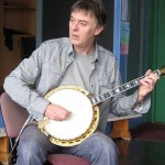 Patricks Music Corner: Gerry O'Connor, Banjo