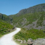 Das ist Irland (7): Comeragh Mountains, Waterford