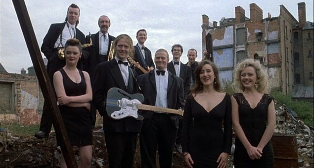 Roddy Doyle The Commitments