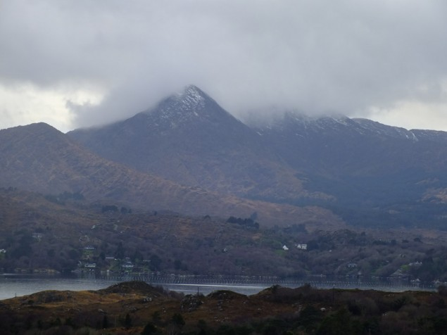 Berge in Irland