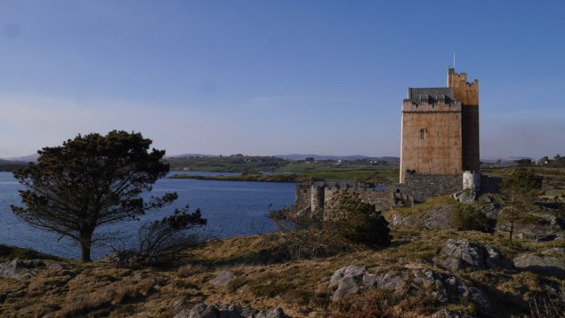 Iron´s Castle in Kilcoe