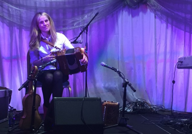 Sharon Shannon Live in Cluin
