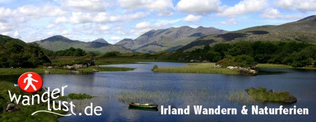 Wandern in Irland mit Wanderlust 2017 - Killarney Nationalpark